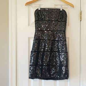Max and Cleo Sequined LBD